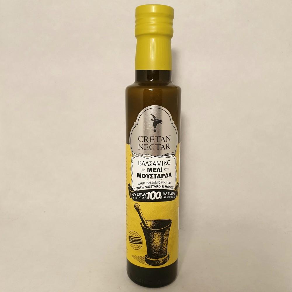 Balsamvinäver med senap och honung, 250ml