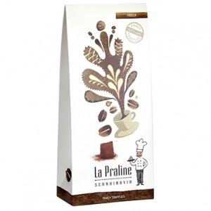 Chokladpraliner med mocca