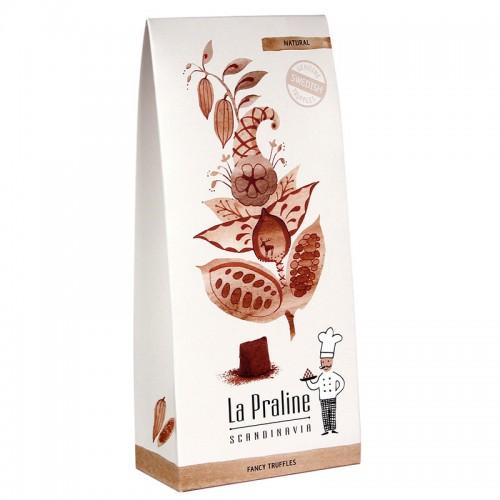 Chokladpraliner naturell