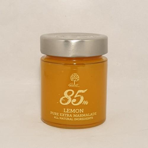 Citronmarmelad 85% frukt, 180g