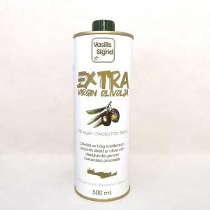 Olivolja extra virgin, 500ml